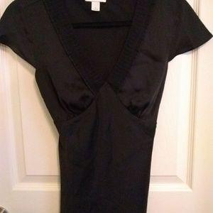 Loft black career blouse 🌟4 for$24🌟